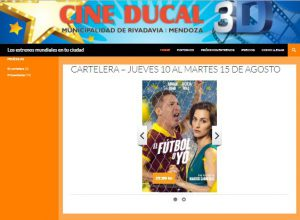 Cine Ducal Micrositio