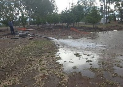 Una realidad, Agua potable en el Carrizal  para fortalecer el turismo