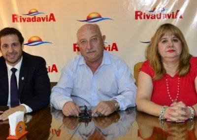 Se firmaron importantes convenios con el gobierno de Mendoza