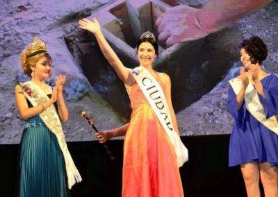 Ailin Sol Robles es la nueva reina de Ciudad.