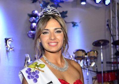 Julieta Sofía Arias es la nueva reina de La Libertad.