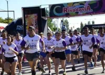 40º edición de la Maratón Aniversario del departamento.