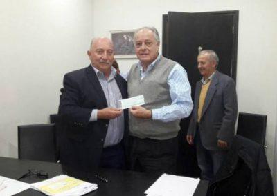 El municipio adquirió Gargantini.