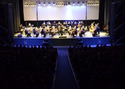 Cierre de lujo con la Orquesta Filarmónica.