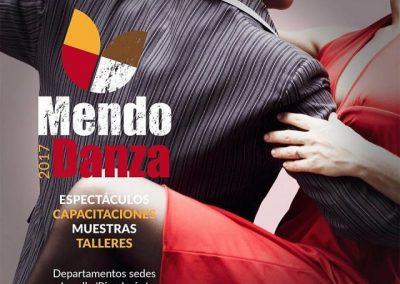 Mendodanza en Rivadavia.