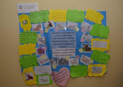 """Los alumnos expresaron su conocimiento bajo el programa """"Pistre""""."""