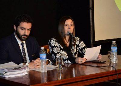 Se realizó la audiencia pública por doble vía Rivadavia-Junín y San Martín.