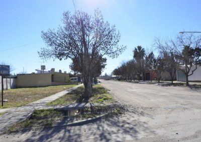Se realizará el asfalto en Barrios Tittarelli,Florida y Los Olmos.
