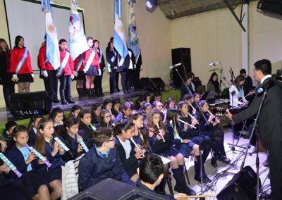 Las Escuelas de Rivadavia participaron de la Feria de Ciencias.