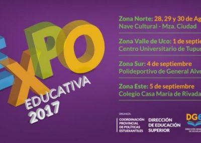 Presentación Expo Educativa 2017.