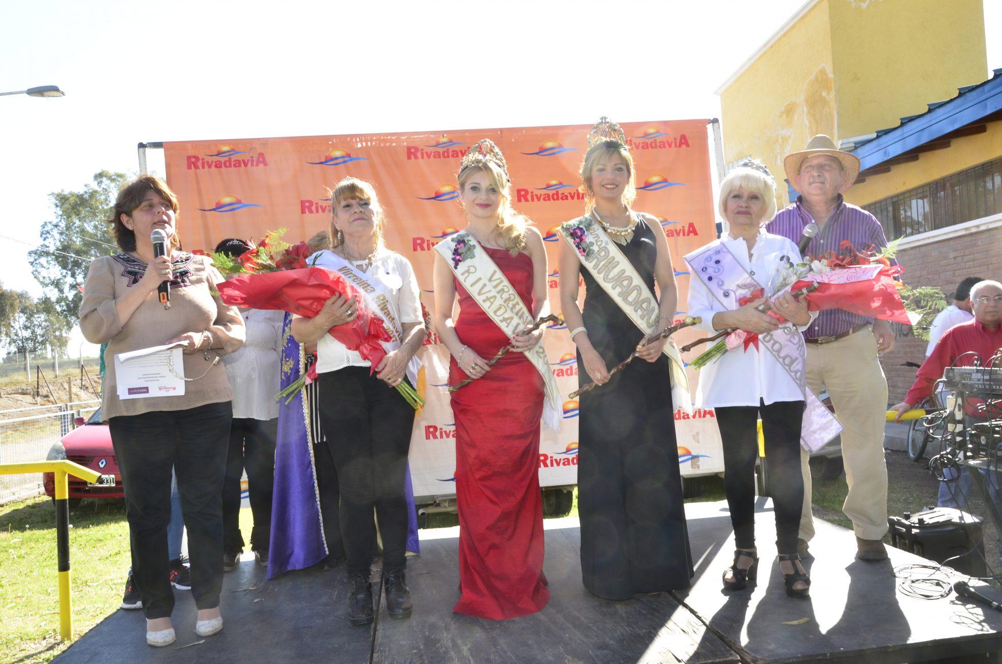 Reina Adulto Mayores 2017.