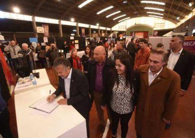 Exitosa Expo Educativa 2017.