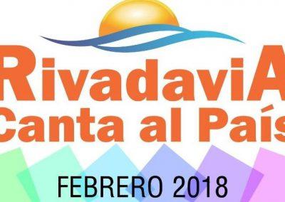 """Venta de entradas y acreditaciones para """"Festival Nacional Rivadavia Canta al País 2018"""" y Vendimia"""
