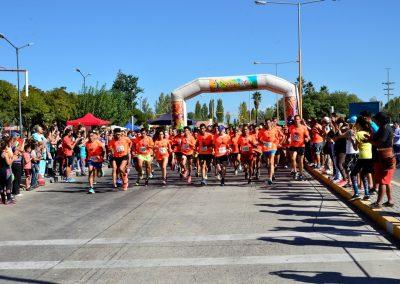 Cristian Mohamed se quedó con el XLI Maratón Aniversario