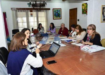 Jornada de capacitación se realizó en Rivadavia