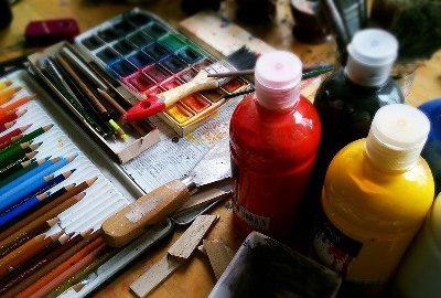 Talleres de artes plásticas