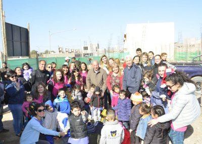 """Festejo del """"Día del Árbol"""" en Rivadavia"""