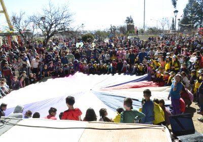 Día del Niño en Rivadavia