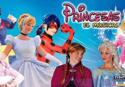 Princesas el Musical