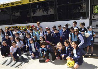 Escuelas de Rivadavia visitarán Tecnópolis