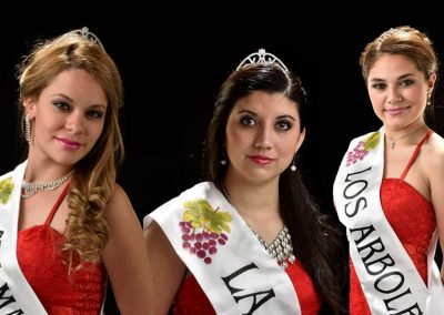 Rivadavia corona a tres nuevas reinas