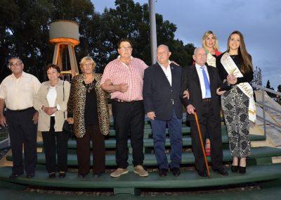 Rivadavia homenajeó a la Familia Rural