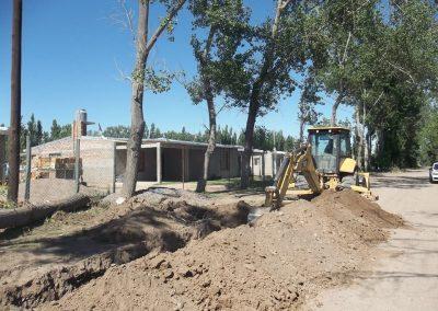 Mejoramiento del servicio de agua potable en el distrito Andrade