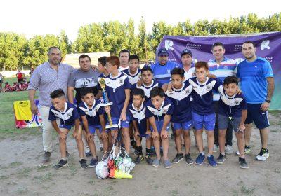 Cierre Torneo Fútbol Infantil