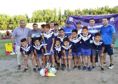 Finalizó el torneo municipal de fútbol infantil