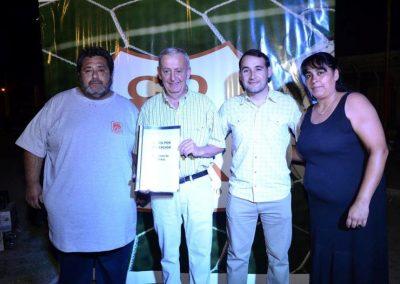 Cierre de año y anuncio importante para el fútbol de Rivadavia