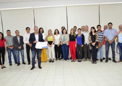 El Honorable Concejo Deliberante certificó normas ISO 9001
