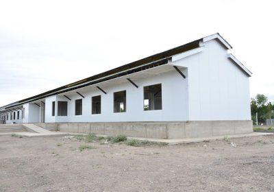 Segunda Etapa Centro Regional