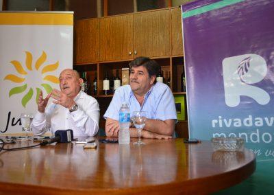 Rivadavia se suma a Junín en el proyecto de asistencia financiera a pequeños contratistas