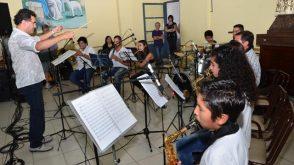 Inscripción para escuela de música