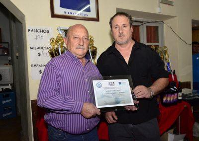 Primer Campeonato Nacional de bochas en Rivadavia
