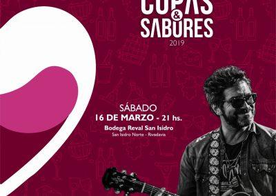 Tercera edición de Copas & Sabores en Rivadavia