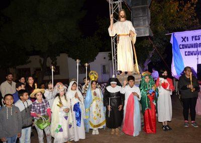 "Exitosa edición de Comunidad de Comunidades ""Cristo Obrero"""
