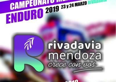 Rivadavia recibe al mejor enduro mendocino