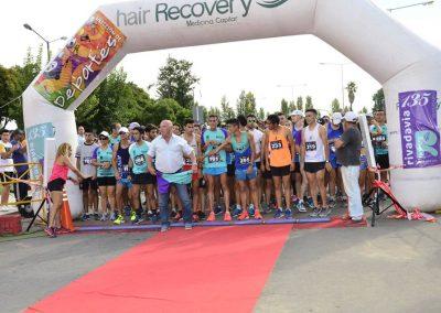 Con gran éxito se realizó la 42° Maratón Aniversario