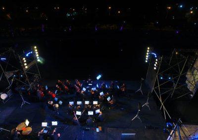Música clásica por los caminos del vino en Rivadavia
