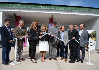 Rivadavia celebró su 135º Aniversario