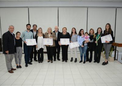 El HCD reconoció a ciudadanos destacados del departamento