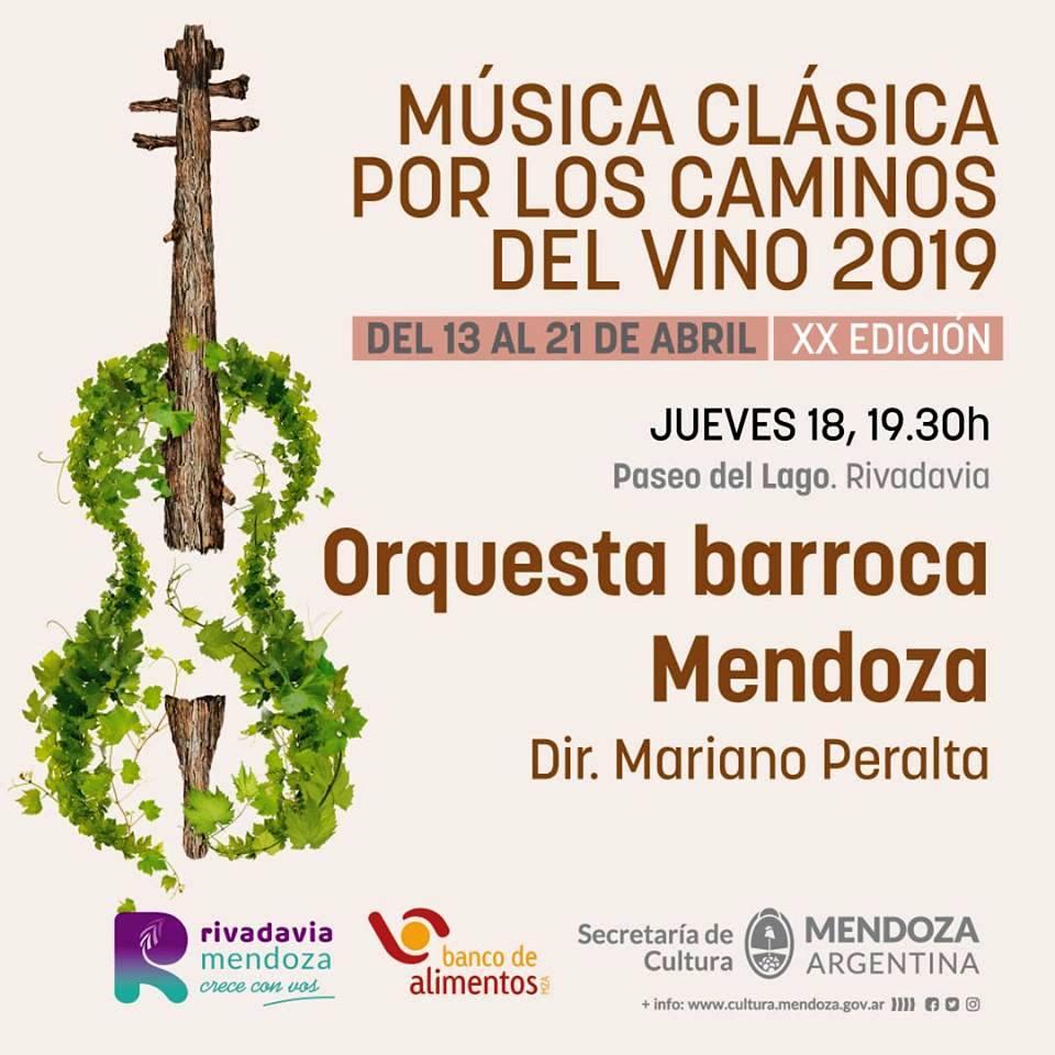 XX Edicion Musica Clasica por los caminos del vino