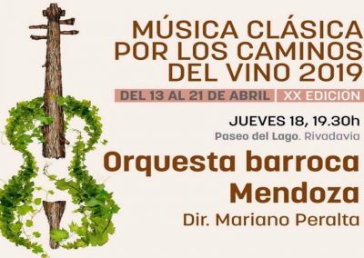 XX Edición Música Clásica por los Caminos del Vino
