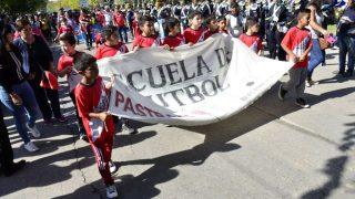 135º Aniversario de Rivadavia