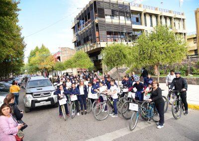 Bicicleteada 135º Aniversario