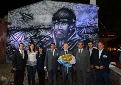 Rivadavia rinde homenaje al Día del Veterano y los Caídos en Malvinas