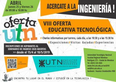 Oferta Educativa Tecnológica
