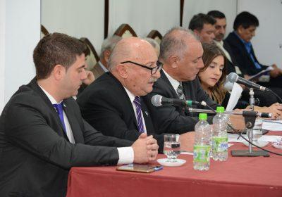 Apertura de sesiones legislativas