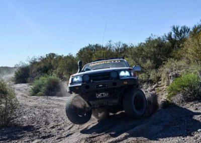 Se disputó la segunda fecha del Rally Cross Country en Rivadavia